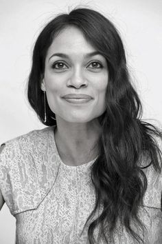 Rosario Dawson (a lasting impression: Kids, 25th Hour, Sin City, Rent, A Guide to Recognizing Your Saints, Clerks II, Grindhouse, Death Proof, Seven Pounds, Trance, Sin City: A Dame to Kill For, Cesar Chavez...)