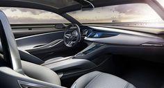 The beautiful Buick Avista may have already won the Detroit Auto Show | The Verge