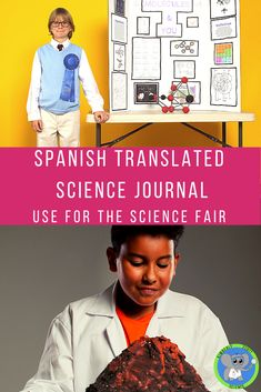 Are you having a science fair? Provide a Spanish version to your ESL students. This middle school science journal will guide them step by step. Students can print or complete the digital version in Google Slides. Teachers can monitor students progress in their LMS such as Google Classroom. Science Fair Experiments, Science Fair Projects, Science Lessons, Science Resources, Science Activities, Science Classroom, Teaching Science, Kimberly Scott, Stem Classes