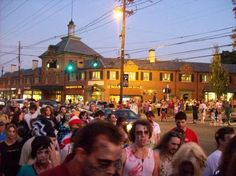 Summer Tradition in Louisville Ky = Zombie Walk :) Dress up like the undead & Invade Bardstown rd. for a night, can you say epic?? :D