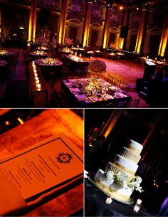 Classic NYC wedding at the Capitale :)