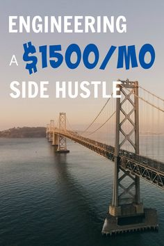Tim a product engineer by day but earns $1500 a month with an unlikely side hustle.