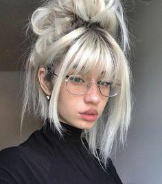 Hair Inspo, Hair Inspiration, Curly Hair Styles, Natural Hair Styles, Hair Reference, Aesthetic Hair, Grunge Hair, Dream Hair, Pretty Hairstyles