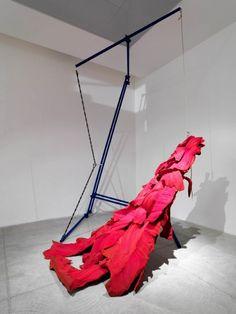 Gilberto Zorio  Senza titolo Mostra Arte Povera 2011