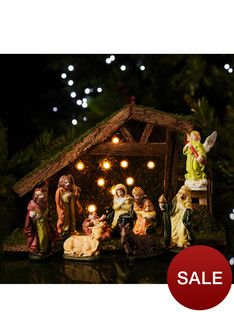 nativity-scene-christmas-decoration-with-led-lights
