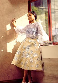 Thai Fashion, Trendy Fashion, Womens Fashion, Unique Ankara Styles, African Print Fashion, African Fabric, Wedding Outfits, Classy Dress, African Women