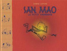 """Le petit San Mao, créé par Maître Zhang, est un personnage de bande dessinée d'une grande originalité, à la puissance poétique hors du commun, devenu un véritable classique. S'il reflète une période de l'histoire chinoise, il garde toujours sa fraîcheur, et par son sens du réalisme, une résonance forte avec l'univers contemporain. San Mao n'est plus un petit Chinois des rues d'une époque révolue, il reste aussi intemporel qu'universel"""" Wong Kar-Wai."""