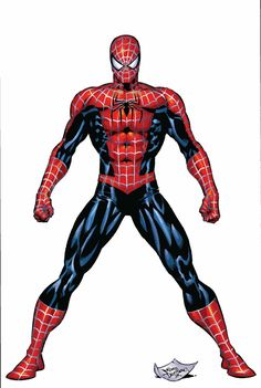 Spider-Man by Mike Deodato, Jr