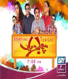 Phuljariyan Episode 39 on ARY Zindagi 14th November 2015