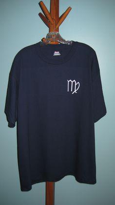 Virgo Crossword T-shirt (Front)