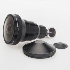 Rare-Nikon-Nikkor-10mm-f5.6-OP-fisheye-manual-focus-lens.