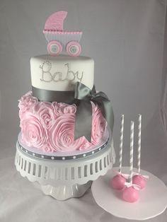 totallyloveit - baby shower pastası