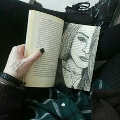 grafika book, grunge, and art