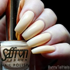 BunnyTailNails: Sanna Tara Nail Art - Saffron 24