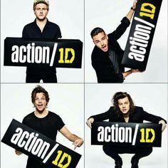Action 1D