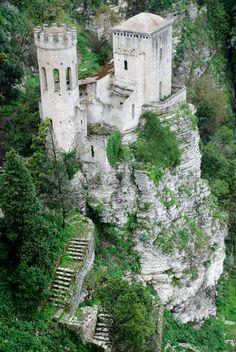 Venus Castle in Erice, Sicily