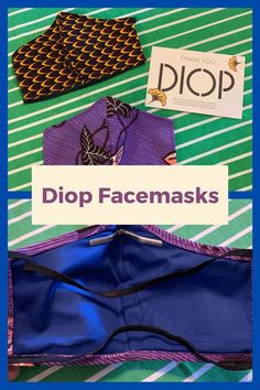 Diop Facemasks - By the Pounds Nose Strips, Cultural Appropriation, Fun Activities To Do, Beautiful Mask, West Africa
