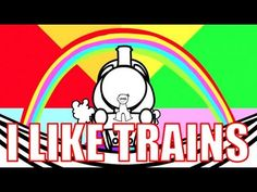 I know it's not a typical music video- but the comedic timing is just so damn good. I LIKE TRAINS (asdfmovie song) Asdf Movie, Bad Humor, Song Challenge, Fandom, Cute Comics, Big Bang Theory, My Favorite Music, Make Me Smile, Card Games