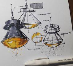 #prismacolor #verithin #marker #copic #shinhan #pen #pluspen #hitecc #design