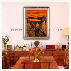 Edvard Munch-The Scream1893