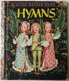 Hymns - Little Golden Book