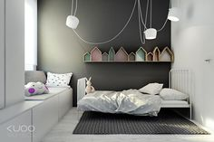 KIDS ROOMS BY KUOO ARCHITECTS - mommo design