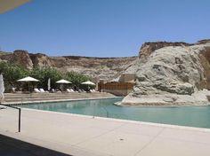 Amangiri -  Pool