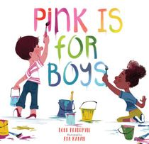 18 LGBTQ-friendly picture books to read with your kids  - Pink is for boys