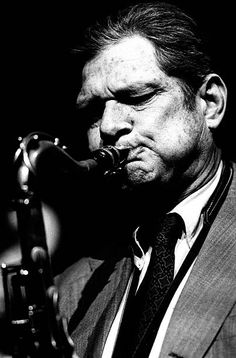Zoot Sims performing, Chicago, Illinois, May 1, 1981.