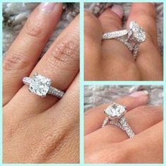 Design your own diamond wedding ring