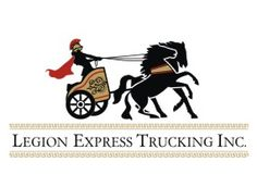 Horse Cart can be used to design a logo