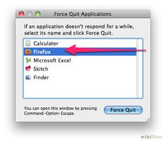 4 ways to force quit an app in OSX