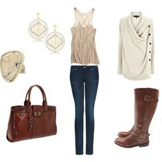 Just a nice wintet outfit