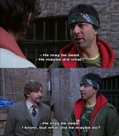 Flight of the Conchords. One of the best episodes haha