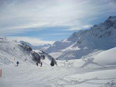 **St. Anton (summer hiking and ski resort) - St. Anton am Arlberg, Austria
