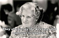 Photo of Mrs Doubtfire for fans of Robin Williams 23618258 Robin Williams Family, Robin Williams Movies, Robin Williams Quotes, Mrs Doubtfire Quotes, Miss Doubtfire, Madame Doubtfire, Anniversary Quotes Funny, 20th Anniversary, Movie Quotes