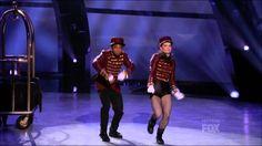 "So You Think You Can Dance Season 10 - Top 18 Perform Dancers: Amy Yakima and Du-Shaunt ""Fik-Shun"" Stegall Choreographer: Tabitha and Napoleon (Nappytabs) Ge..."