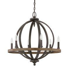 Kirschbaum 6-Light Candle-Style Chandelier