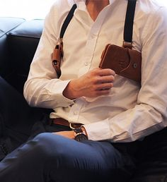 LD West Holsters now available online GOTSTYLE.CA