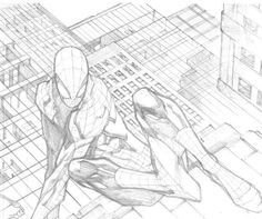 @humberto_ramos Amazing Spider-Man 18 original artwork available,so wise up & buy some before its all gone tomorrow