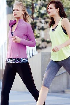 Fitness is always more fun with friends. #newlook #sportswear