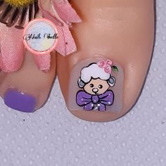 Toe Nail Art, Toe Nails, Take Care Of Yourself, You Nailed It, Nailart, Manicure, Design, Nail, Flower
