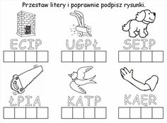 Użyj STRZAŁEK na KLAWIATURZE do przełączania zdjeć Polish Language, Cute Coloring Pages, Winter Fits, Asd, Hand Lettering, Diagram, Classroom, Teacher, Education