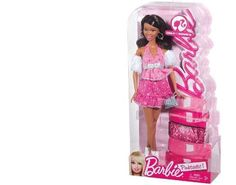 Barbie Pinktastic Doll by Mattel Black Hair ~ Girls Christmas Toy ~ Age Christmas Gifts For Kids, Christmas Toys, Hair Girls, Childrens Gifts, Age 3, Girl Hairstyles, Barbie Dolls, Black Hair, Ebay