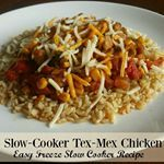 Right now is great time to save krogerco on simple truth products Check out this easy slow cooker Tex Mex Chicken recipe It is an easy freezer meal Plus this weekend save on Simple Truth products when you load digital coupons to your Kroger Plus Cad simpletruth nom organic recipe crockpot yum freezermeals linkinbio ontheblog slowcooker