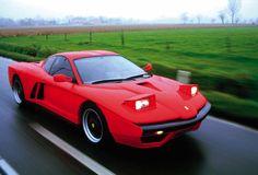 Ferrari FZ93 (Zagato), 1993