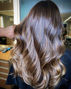 Hairstyles Haircuts, All Fashion, Hair Inspiration, Hair Cuts, Hair Color, Street Style, Long Hair Styles, Rose, Lady