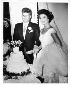 Kennedy Wedding September 12, 1953