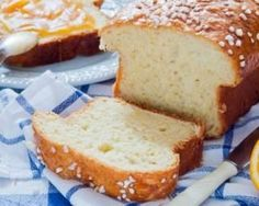 Discover recipes, home ideas, style inspiration and other ideas to try. Healthy Baking, Healthy Snacks, Brioche Bread, No Cook Desserts, Light Recipes, Food Inspiration, Yummy Treats, Banana Bread, Bakery