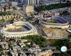 Old New Yankee Stadium New York Yankees